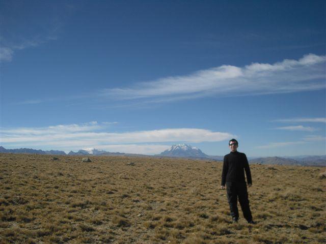 Cordilheiras dos Andes - Bolívia