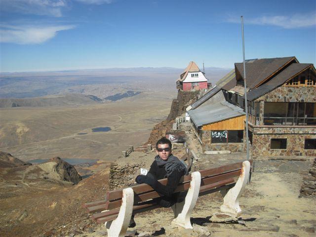 Chacaltaya - Bolívia