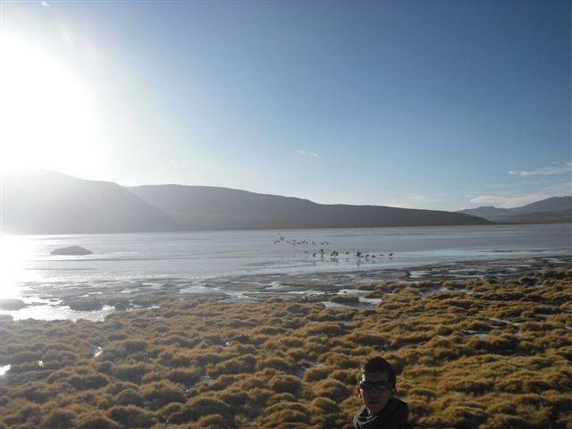 Lagunas Coloradas - Salar de Uyuni Bolívia