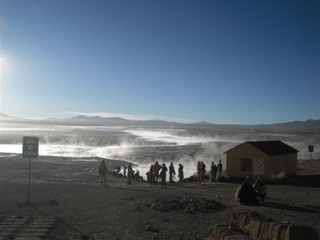 Termais- Salar de Uyuni Bolívia