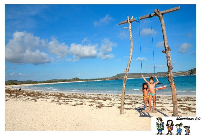 Playa Tanjung Aan Lombok