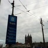 Parada de tranvías