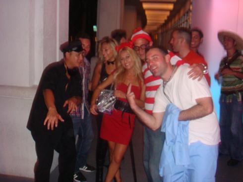 Miami halloween W club