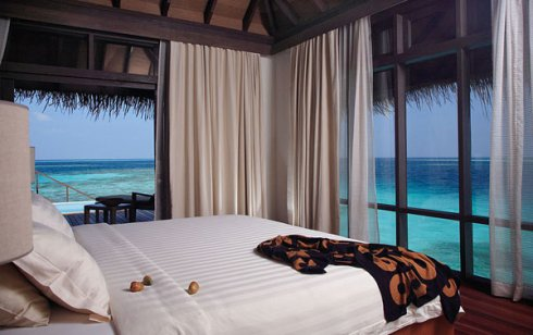Maldives luxury hotel Coco Palm Dodu Hithi