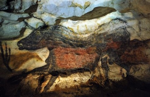 Lascaux caves in south-western France