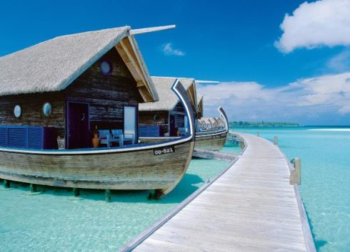 Boat Hotel, Cocoa Islands, Maldives
