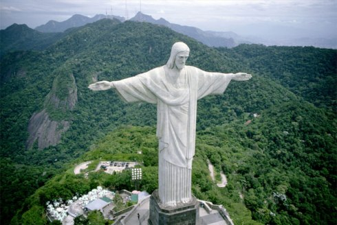 world's most popular statues Rio de Janeiro, Brazil