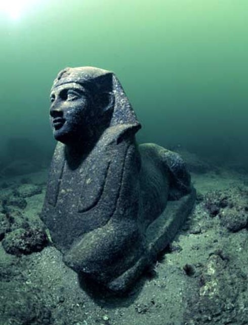 Sunken City, Cleopatra's Kingdom