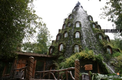 most unusual and bizarre hotels