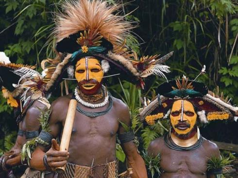 nteresting facts New Guinea