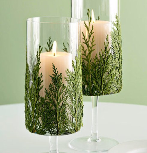 creative christmas table decor ideas