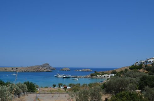 Lindos, best places to visit in Rhodes 6