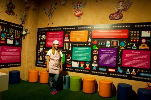 bizarre and weird museums, chocofactory 27