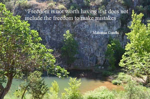 famous quotes of Gandhi 10