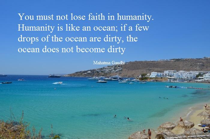 famous quotes of Gandhi 5