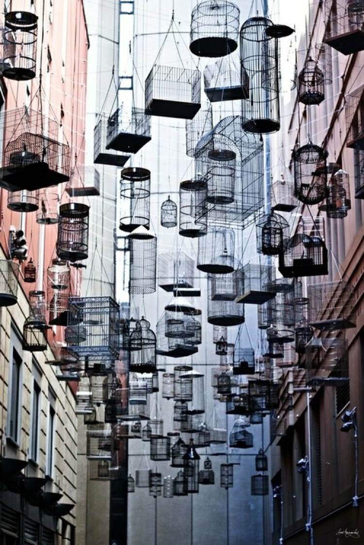 amazing art in alley of Sydney