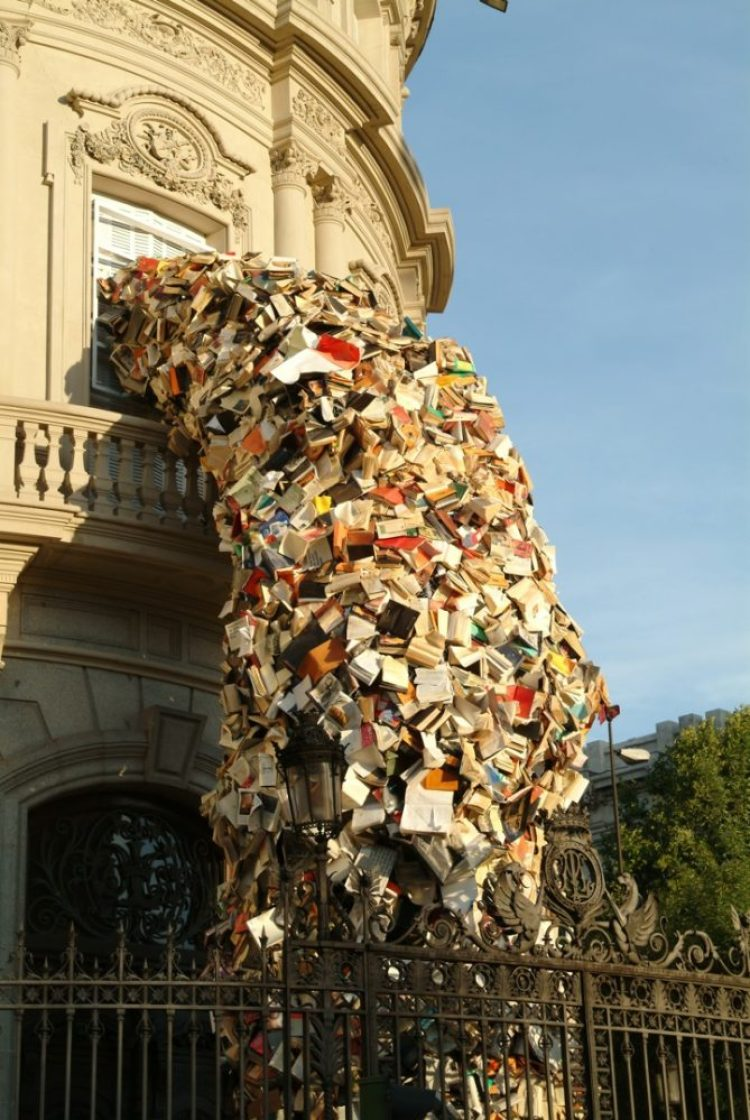 amazing art in Spain