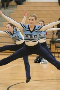 1/20/2018, Division 3, Jaguars, Jeffrey Vogt Photography, MCPS, MoCoDaily, Montgomery County   Maryland, Northwest HS, Northwest HS Poms Invitational 2018, Photography by Jeffrey Vogt, Photos by   Jeffrey Vogt, Poms, Varsity Poms, Clarksburg High School, Coyotes,