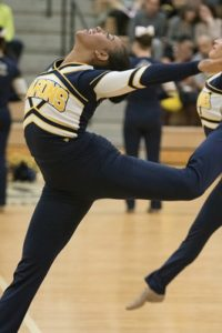 1/20/2018, Division 2, Jaguars, Jeffrey Vogt Photography, MCPS, MoCoDaily, Montgomery County Maryland, Northwest HS, Northwest HS Poms Invitational 2018, Photography by Jeffrey Vogt, Photos by Jeffrey Vogt, Poms, Varsity Poms, Bethesda Chevy Chase High School, Barons,