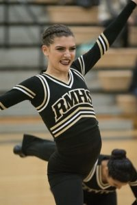 1/20/2018, Division 2, Jaguars, Jeffrey Vogt Photography, MCPS, MoCoDaily, Montgomery County Maryland, Northwest HS, Northwest HS Poms Invitational 2018, Photography by Jeffrey Vogt, Photos by Jeffrey Vogt, Poms, Varsity Poms, Richard Montgomery High School, Rockets,