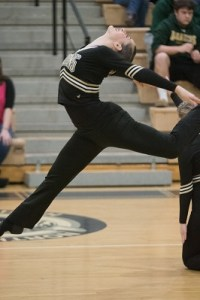 1/20/2018, Division 1, Jaguars, Jeffrey Vogt Photography, MCPS, MoCoDaily, Montgomery County Maryland, Northwest HS, Northwest HS Poms Invitational 2018, Photography by Jeffrey Vogt, Photos by Jeffrey Vogt, Poms, Varsity Poms, Poolesville High School, Falcons,