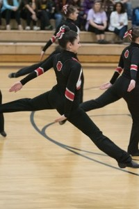 1/20/2018, Division 1, Jaguars, Jeffrey Vogt Photography, MCPS, MoCoDaily, Montgomery County Maryland, Northwest HS, Northwest HS Poms Invitational 2018, Photography by Jeffrey Vogt, Photos by Jeffrey Vogt, Poms, Varsity Poms, Quince Orchard High School, Cougars,