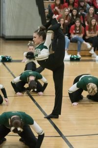1/20/2018, Division 1, Jaguars, Jeffrey Vogt Photography, MCPS, MoCoDaily, Montgomery County Maryland, Northwest HS, Northwest HS Poms Invitational 2018, Photography by Jeffrey Vogt, Photos by Jeffrey Vogt, Poms, Varsity Poms, Damascus High School, Hornets,