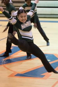 1/27/2018, Division 3, Wolverines, Jeffrey Vogt Photography, MCPS, MoCoDaily, Montgomery County Maryland, Watkins Mill HS, Watkins Mill HS Poms Invitational 2018, Photography by Jeffrey Vogt, Photos by Jeffrey Vogt, Poms, Varsity Poms, Kennedy High School, Cavaliers,