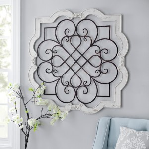 Wood Isabelline Wall Decor