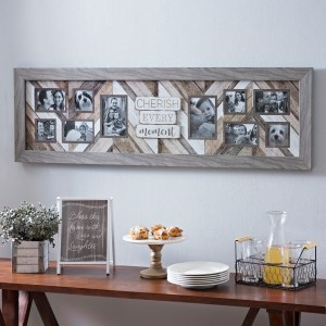 Collage Frames - Cherish Every Moment Collage Frame