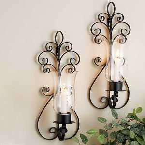 Wall Sconces - Paige Metal Sconces