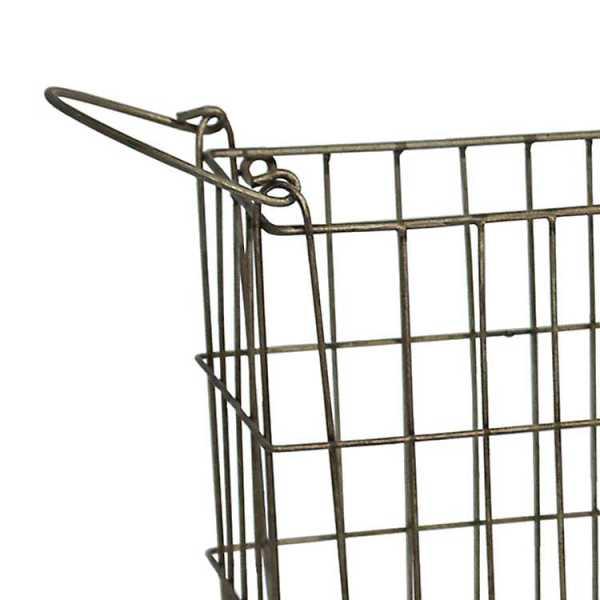Baskets & Boxes - Wire Storage Baskets