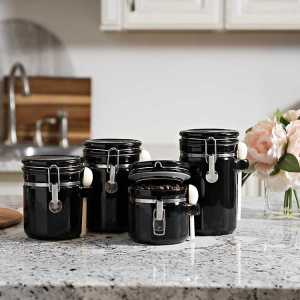 Kitchen Canisters   Canister Sets   Kitchen Storage ...