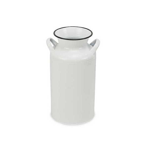 Kitchen Accessories - White Lacquer Farm Fresh Milk Jug