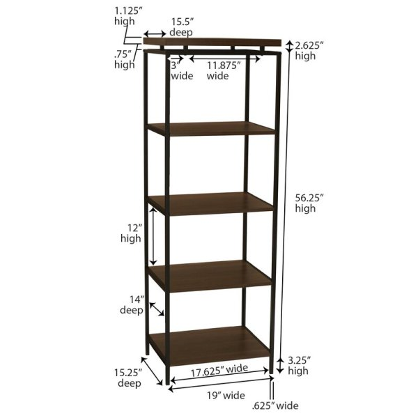 addie-wholesale-floating-top-shelf-and-5-open-shelves-standard-bookcase2