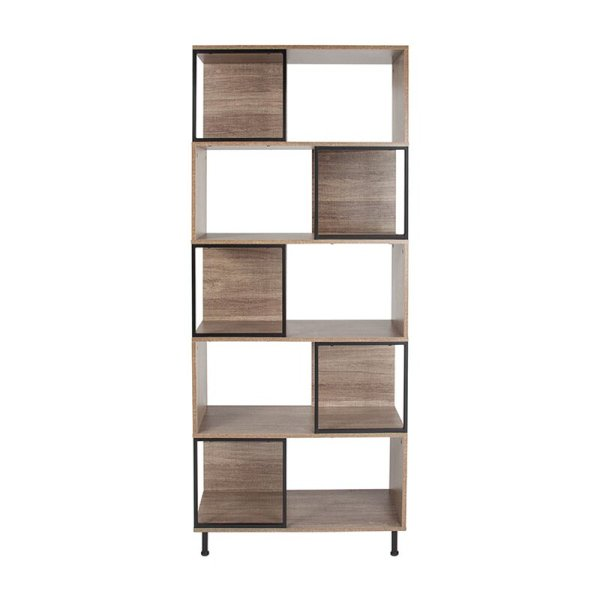 amber-open-and-panel-back-design-geometric-bookcase