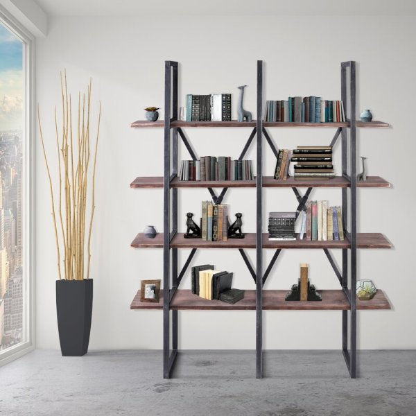 azores-brushed-metal-combined-with-pine-shelving-library-bookcase
