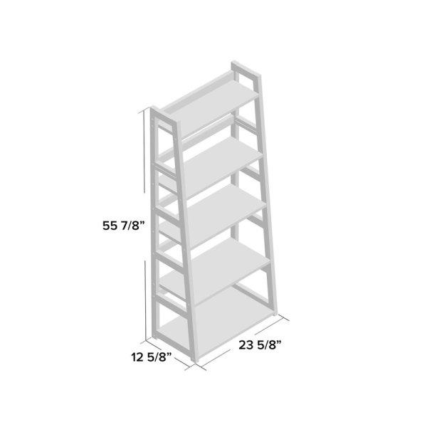 cosima-modern-style-5-tiered-ladder-bookcase2
