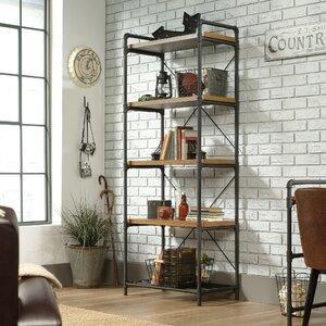 larkin-metal-pipe-frame-combine-1-inch-thick-shelves-standard-bookcase