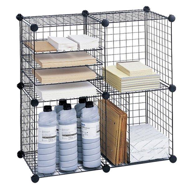 midnight-4-cube-grid-wire-storage-shelves