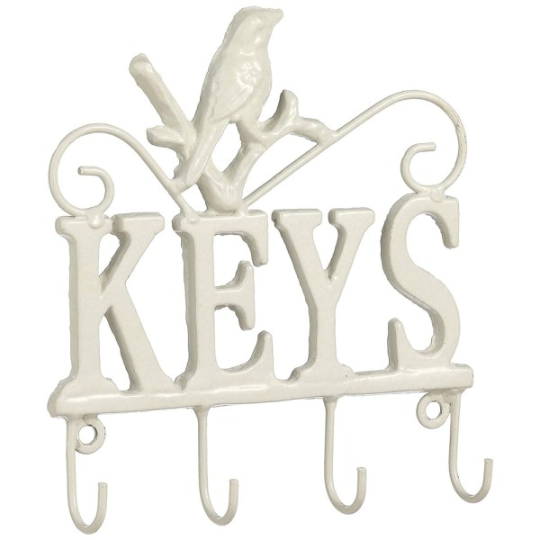 Modern White Animal Key Holder 1