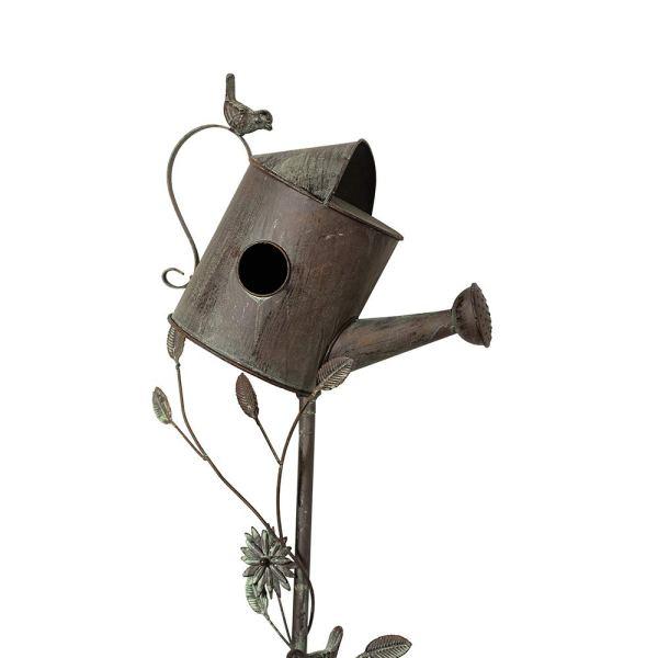 Garden Watering Can Birdhouse