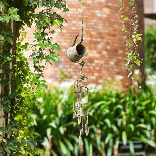 Outdoor Heavy-Duty Hanging Wind Chimes Real shot 1