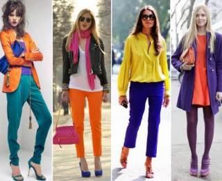 Renkli Bir Tarz için Neler Yapabilirsiniz?