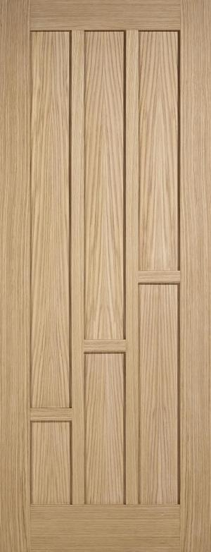 LPD Internal Coventry Oak Fire Door