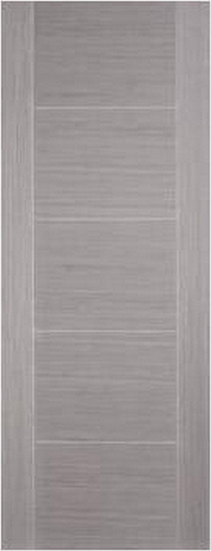 LPD Internal Light Grey Vancouver Solid Door