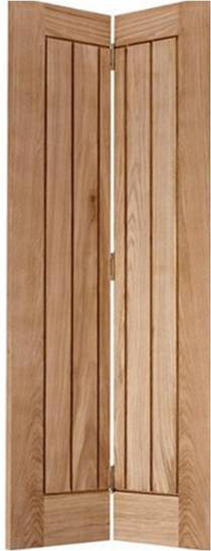 LPD Internal Mexicano Bi-Fold Oak Door