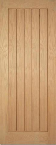 Mendes Internal Oak Mexicano Fire Door