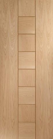 XL Joinery Internal Oak Messina Fire Door