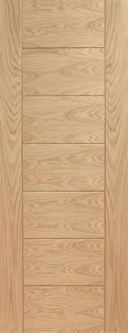 XL Joinery Internal Oak Palermo Door